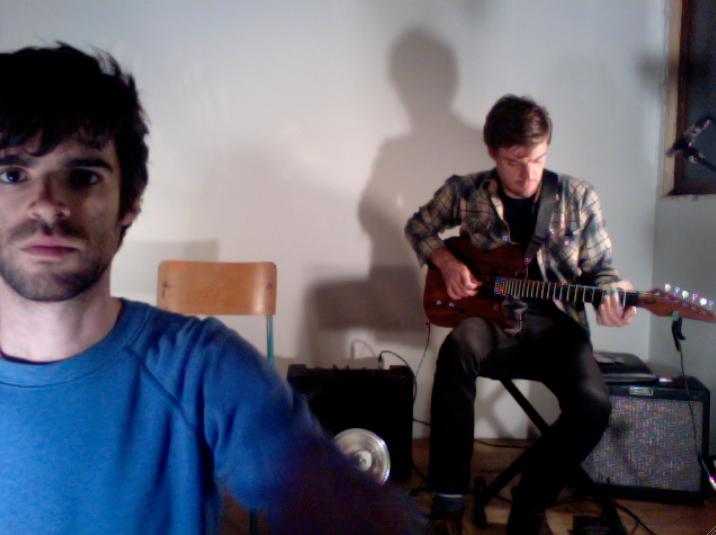 Owen Stewart-Robertson & Adam Kinner